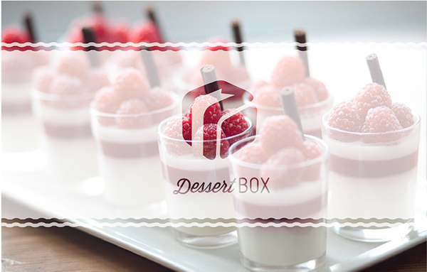 Dessertbox / logotype